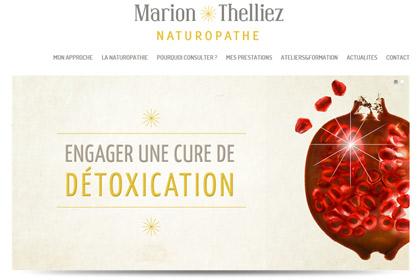 Marion Thelliez Naturopathe